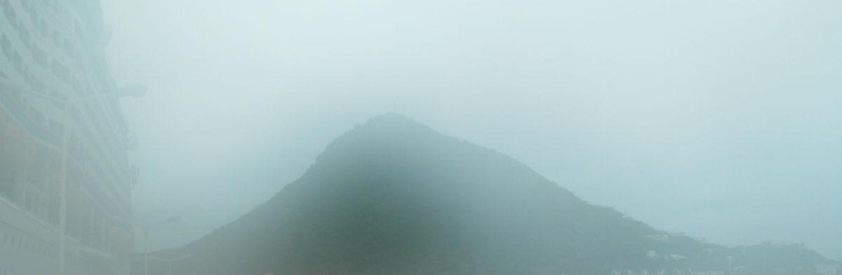 Fugtig luft, nærmest tåge, er dårligt for boligen